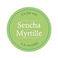 Sencha Myrtille